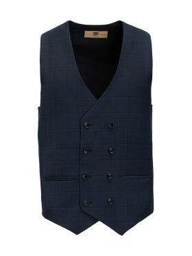 Baron night blue habit vest