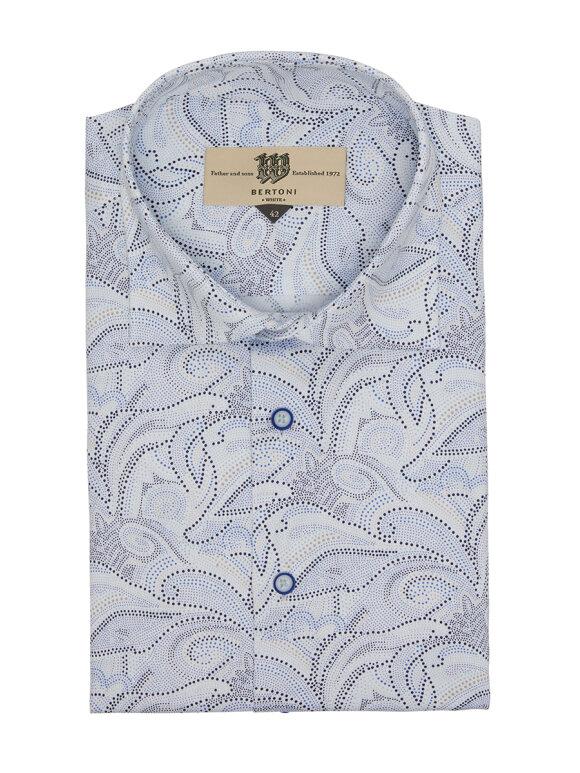 Bertoni of Denmark - DENNIS slim fit skjorte