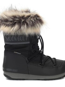 MoonBoot MONACO LOW WP 2 fur