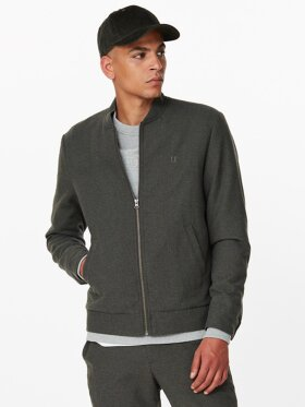 LES DEUX MARSHALL wool BOMBER