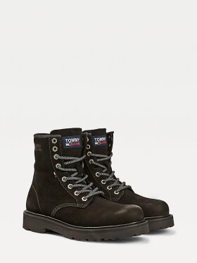 TOMMY WARM LINED LACE-UP BOOTS