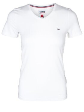 Tommy Jeans Stretch Crew T-shirt