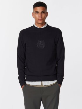 Les Deux shield sweat shirt