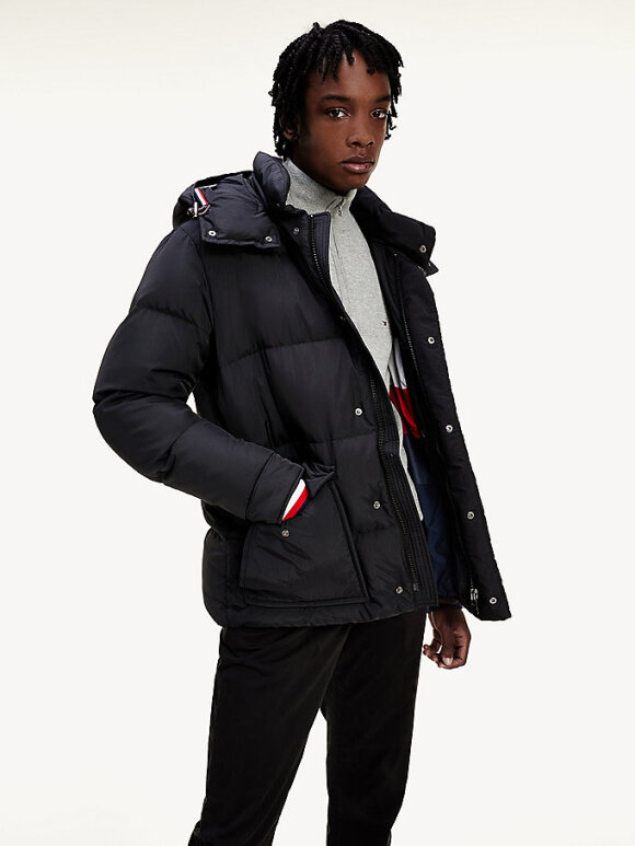 Tommy Hilfiger - TOMMY WATER REPELLENT DOWN JACKET