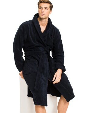 TOMMY HILFIGER ICON BATHROBE