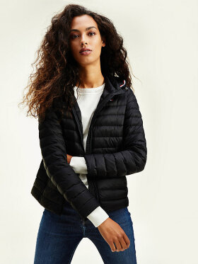 TOMMY ESSENTIAL PACKABLE DOWN JACKET