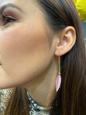 KIVILAI PINK EARRING