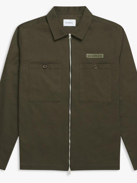 woodbird - Woodbird Kent Buzz Shirt