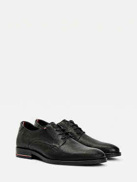 Tommy Hilfiger SIGNATURE LOGO LACE UP SHOES