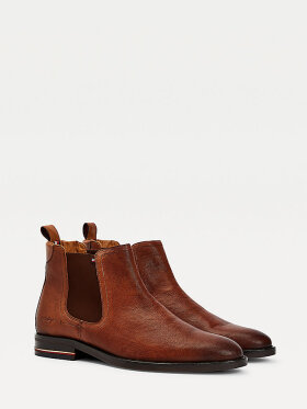 Tommy Hilfiger DEBOSSED SIGNATURE CHELSEA BOOTS