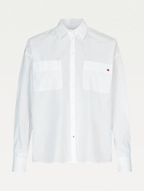 Tommy Hilfiger PATCH POCKET RELAXED SHIRT