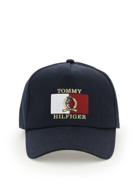 TOMMY HCM CREST AND FLAG