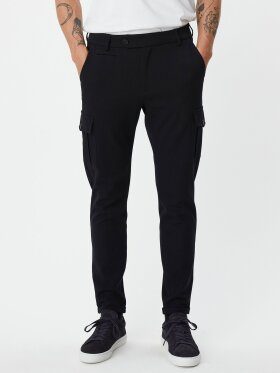 LES DEUX Como Cargo Suit Pants