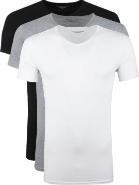 TOMMY T-Shirt VN Tee 3Pack Premium