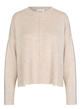 SECOND FEMALE Audre Knit O-Neck