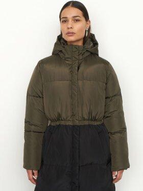 SECOND FEMALE Buffie New Coat