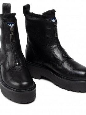 TOMMY Warmlined Zipper Boot