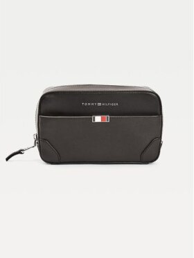 TOMMY BUSINESS LEATHER FLAG WASHBA