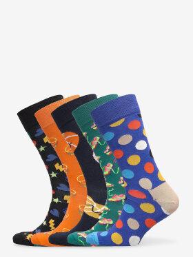Happy Socks 5-pack Game Day